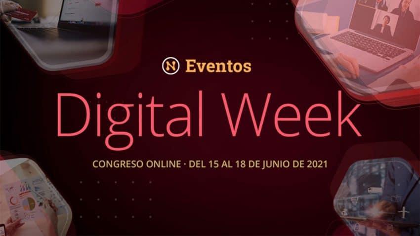 Digital Week, una apuesta firme por la transformación digital de las empresas