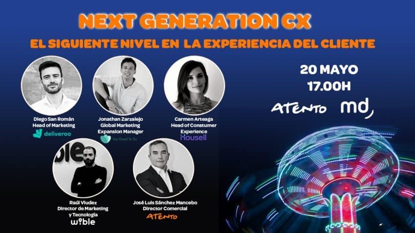NEXT Generation CX: El siguiente nivel de la experiencia de cliente
