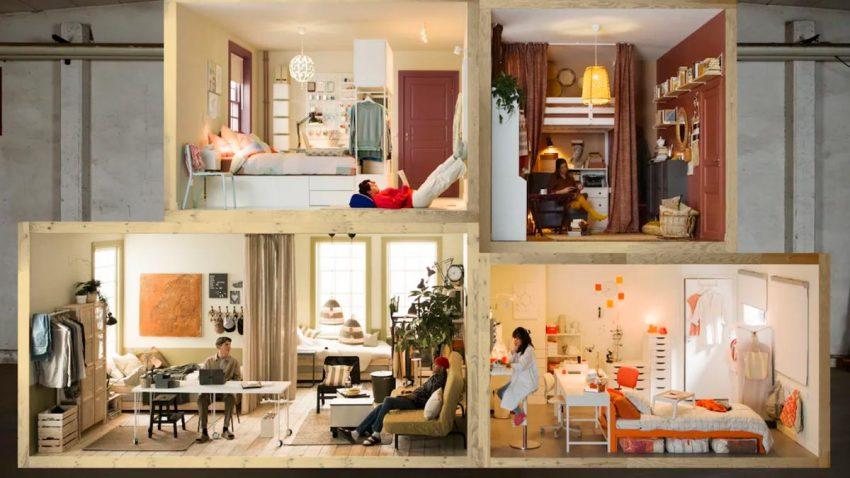 IKEA trae a España su servicio de alquiler de muebles para impulsar la economía circular