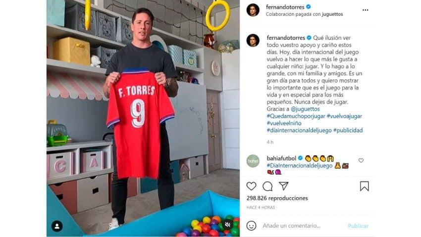 Juguettos y BTOB logran que el Niño Torres vuelva a jugar