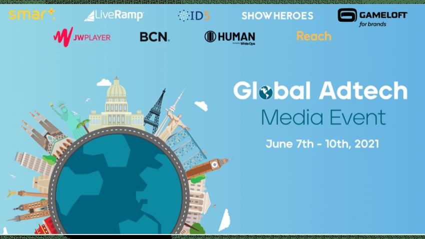 """Evento de medios """"Global Adtech"""""""