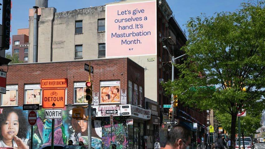 Esta juguetona campaña quiere hacer trizas el estigma de la masturbación femenina