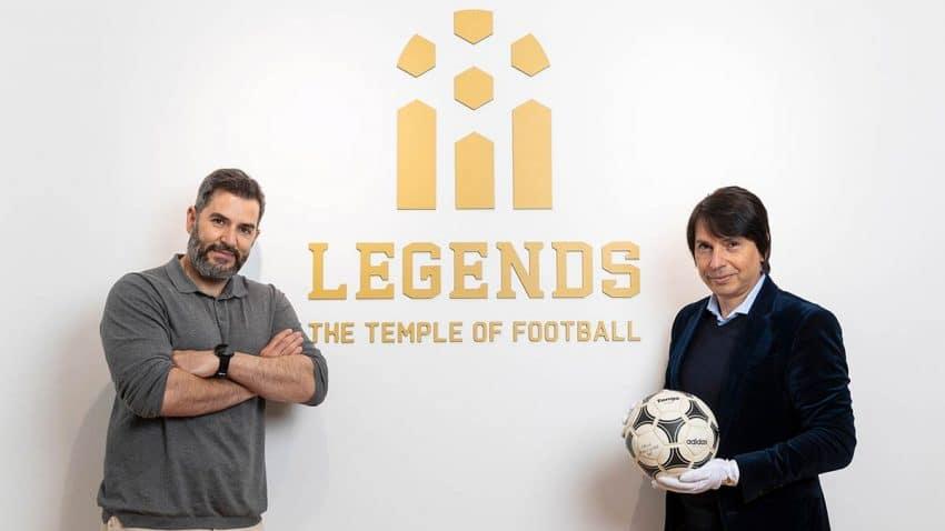 MKTG España desarrollará el proyecto experiencial Legends, la mayor colección de la historia del fútbol