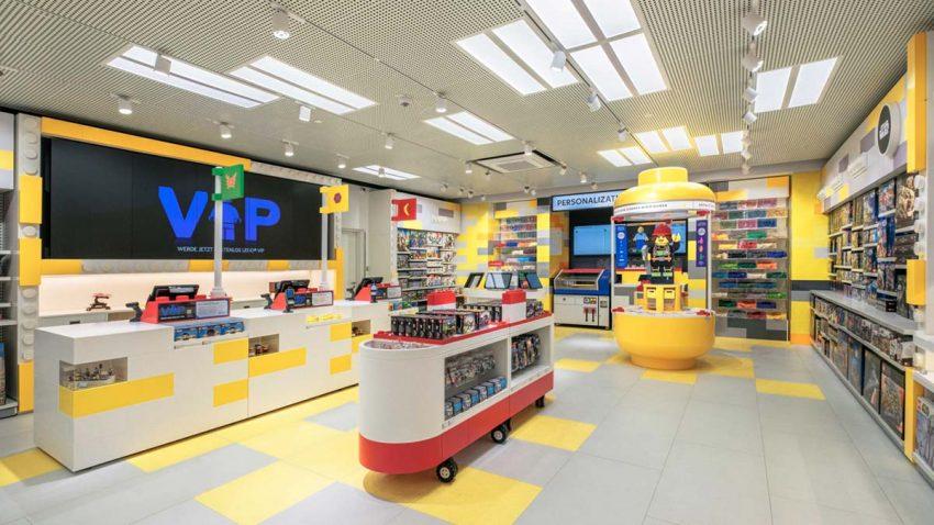 LEGO abrirá en Barcelona su primera
