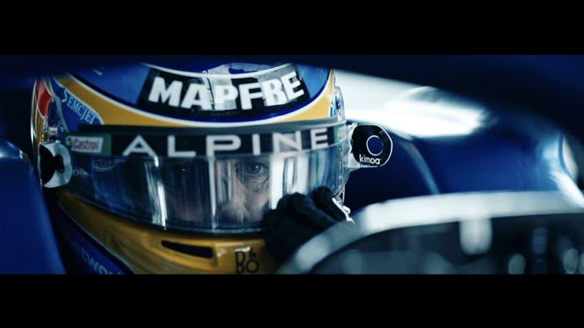 MAPFRE, Alpine F1 Team y Fernando Alonso se unen en una campaña de  seguros de coches