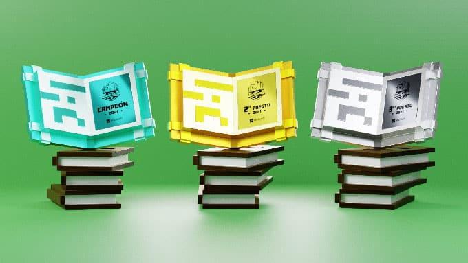 Final nacional de la tercera edición de los Juegos Escolares Minecraft Educación