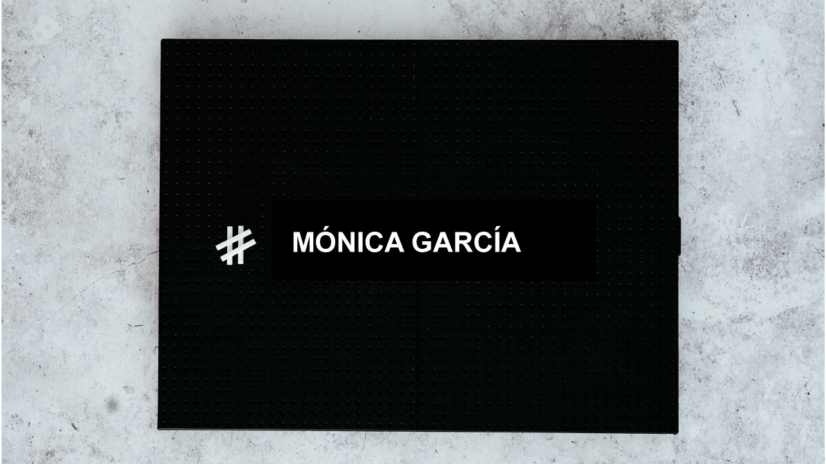redes sociales de Mónica García