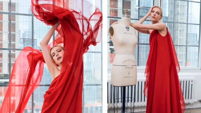 Netflix entra en el sector de la moda con una colección de ropa de lujo