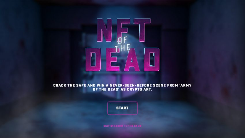 Criptoarte con nauseabundo aroma a zombi: Netflix se sube al carro de los NFT