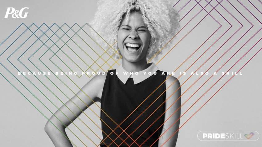 P&G alza la bandera de la diversidad y el orgullo LGTBIQ+ con este movimiento