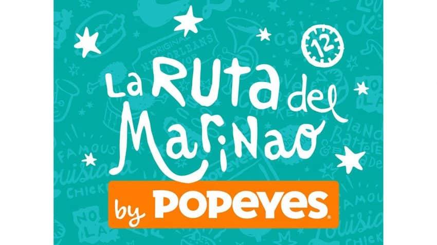 Popeyes® presenta en Valencia