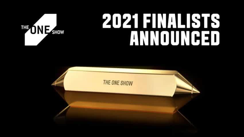 30 trabajos de agencias españolas, en la lista de finalistas de The One Show 2021