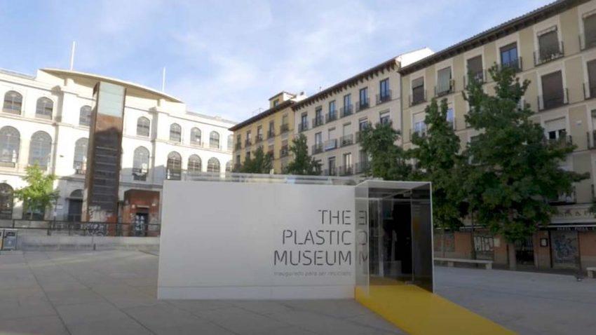 The Plastic Museum, un museo del plástico en Madrid que nace para ser reciclado