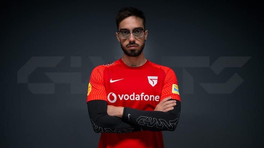 Vodafone Giants presenta su nuevo roster de League of Legends