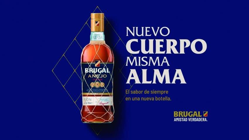 Padre Group elegido para el lanzamiento de la nueva botella de Brugal Añejo