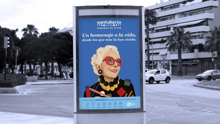 Seguros de Vivir, el nuevo posicionamiento de Santalucía creado junto a Mi Querido Watson