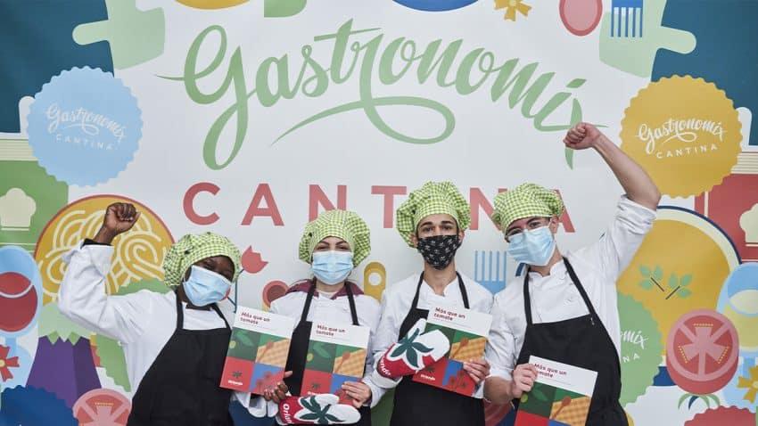 Orlando fomenta la empleabilidad con becas a jóvenes cocineros del proyecto Gastronomix