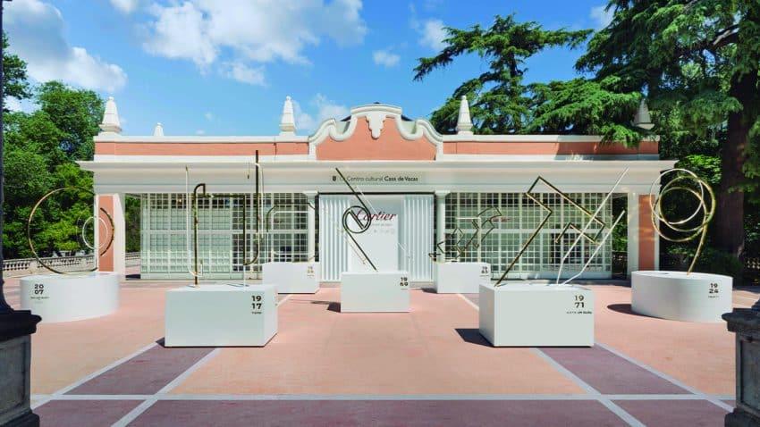 Cartier confía a (SOMOS) Firm la producción de su Pavilion of Design en Madrid