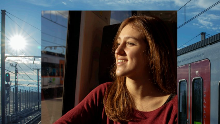 La nueva campaña de FGC plantea la movilidad sostenible como el único camino posible