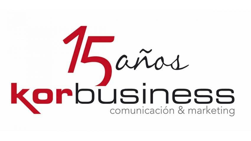 Kor Business cumple 15 años de actividad en el sector de la consultoría estratégica de Marketing y Comunicación