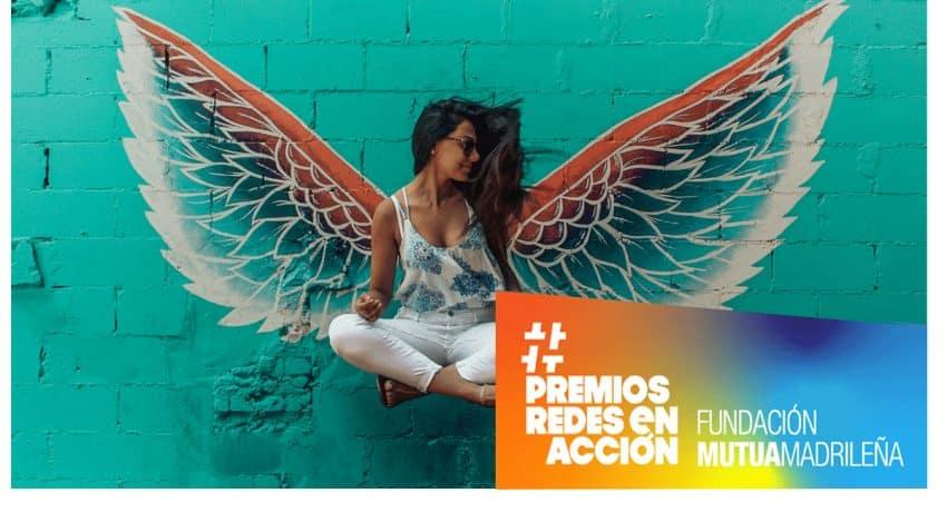 #PremiosRedesEnAcción, de la Fundación Mutua Madrileña, busca los mejores proyectos sociales de las redes, ¿será el tuyo?