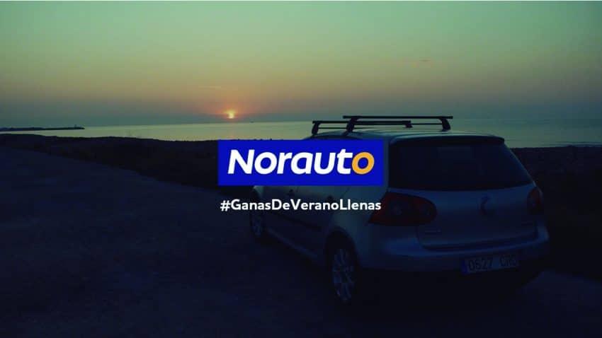 La nueva campaña de tv de Norauto lleva el sello creativo de Rosebud