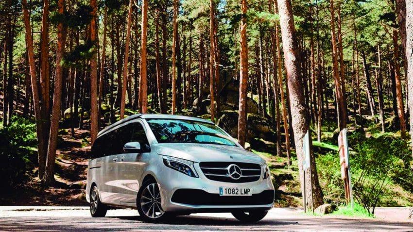 #MarcoPoloContigo, la camper de Mercedes-Benz, inicia un viaje con Oliver Vegas, fotógrafo de la naturaleza, en DMAX