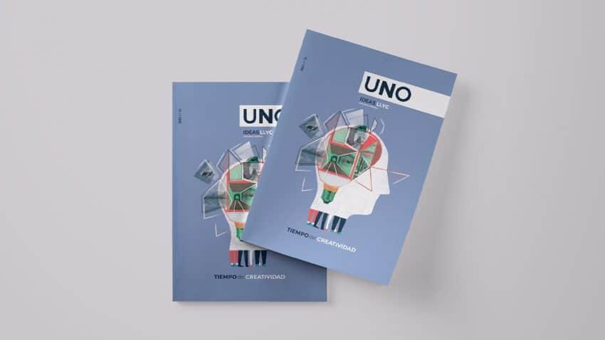 LLYC presenta Tiempo de Creatividad, el número 36 de la revista UNO