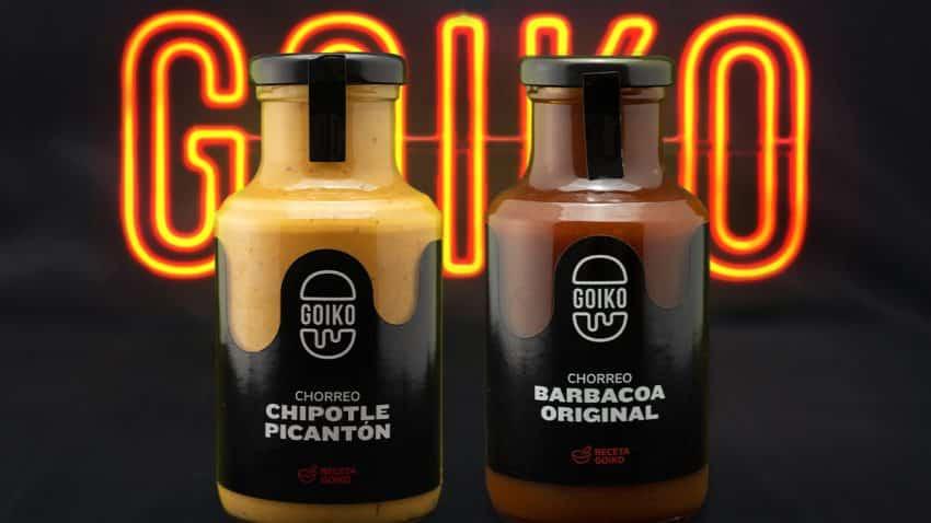 GOIKO pone a la venta dos de sus icónicas salsas en los supermercados de El Corte Inglés