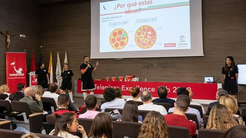 Telepizza Excellence Lab, la evolución de un gran laboratorio de ideas