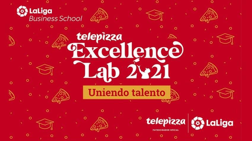 Telepizza ya está horneando el premio de la V edición de Telepizza Excellence Lab