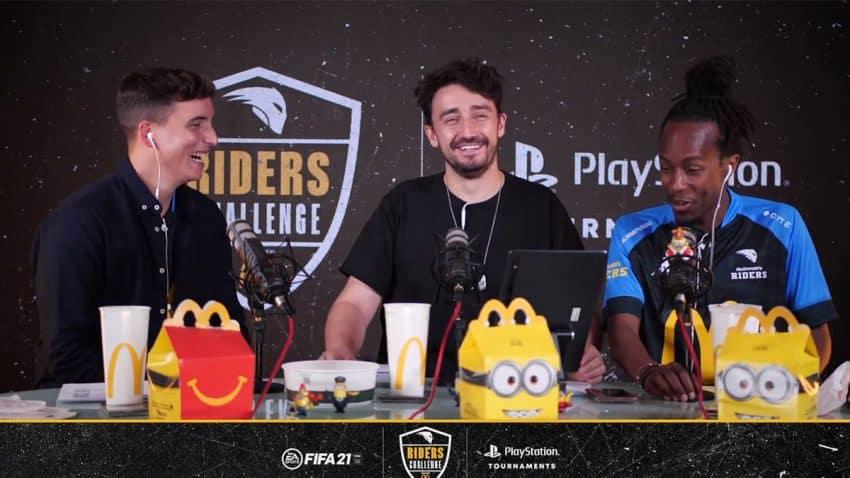 Finaliza el primer torneo virtual de McDonald's y PlayStation