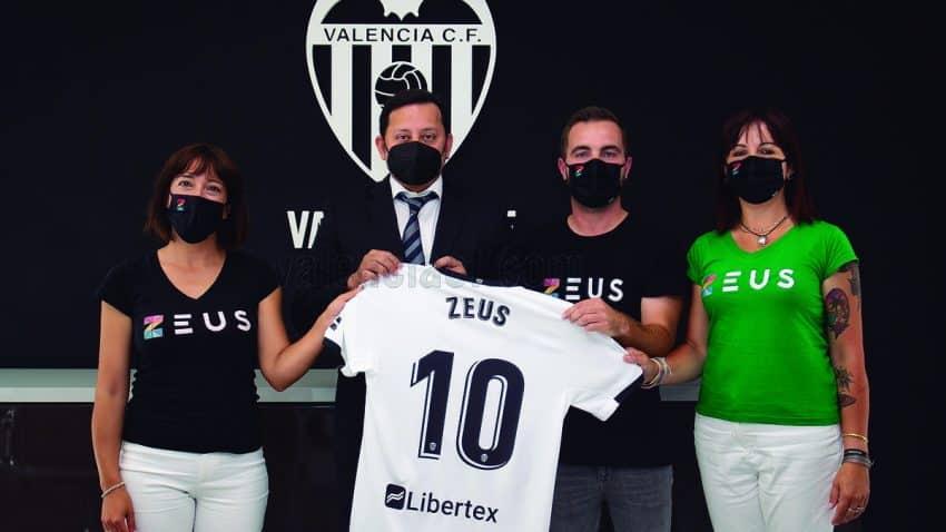 Zeus y el Valencia CF pondrán en marcha el primer Command Center enfocado en la gestión deportiva
