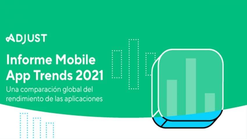 ¿Cómo está cambiando el sector de aplicaciones móviles? Adjust nos lo descubre en su último informe