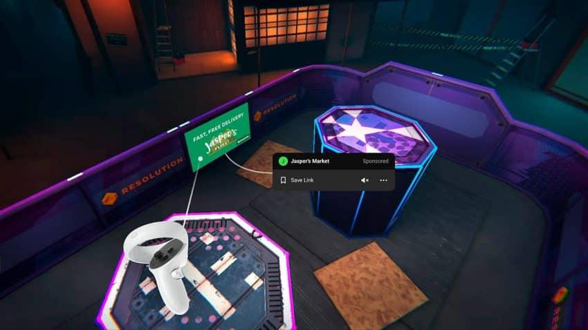 ¿Anuncios con realidad virtual? Oculus empieza con las primeras pruebas