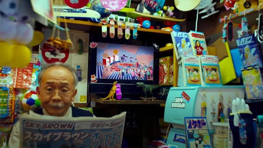 El spot de la BBC para Tokio 2020 es un vibrante batiburrillo de anime, juegos recreativos y J-pop