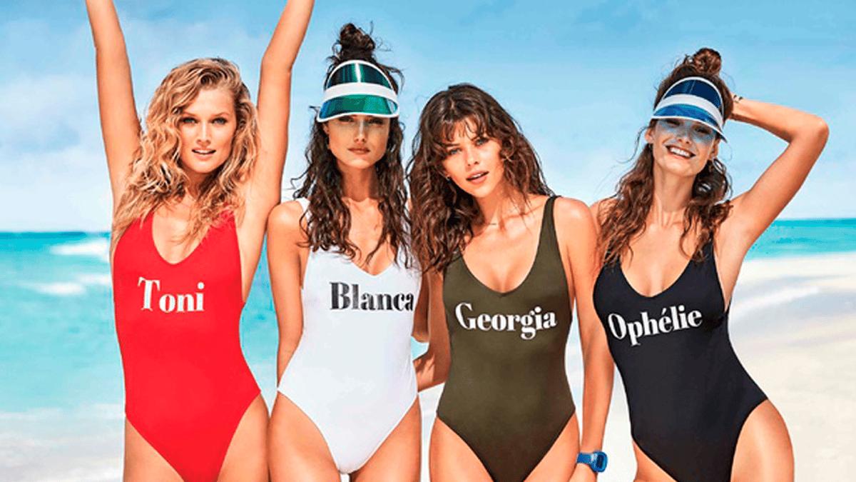 Bikinis Calcedonia