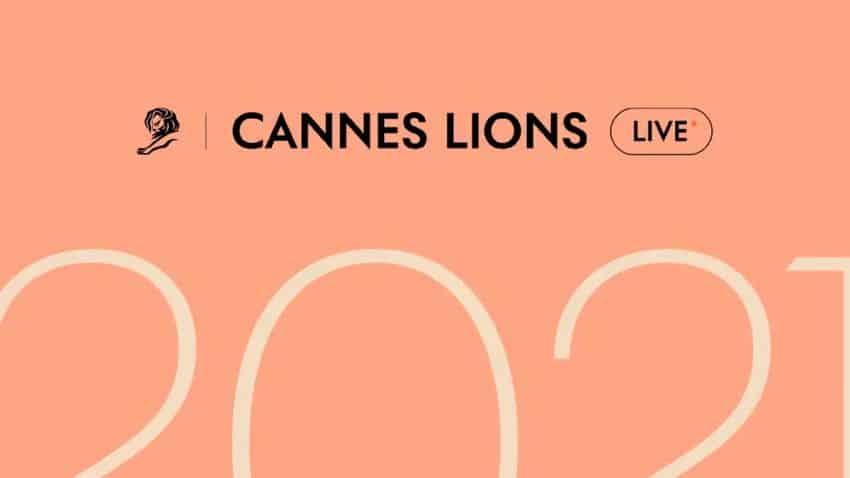 Así será la retransmisión en directo de Cannes Lions 2021