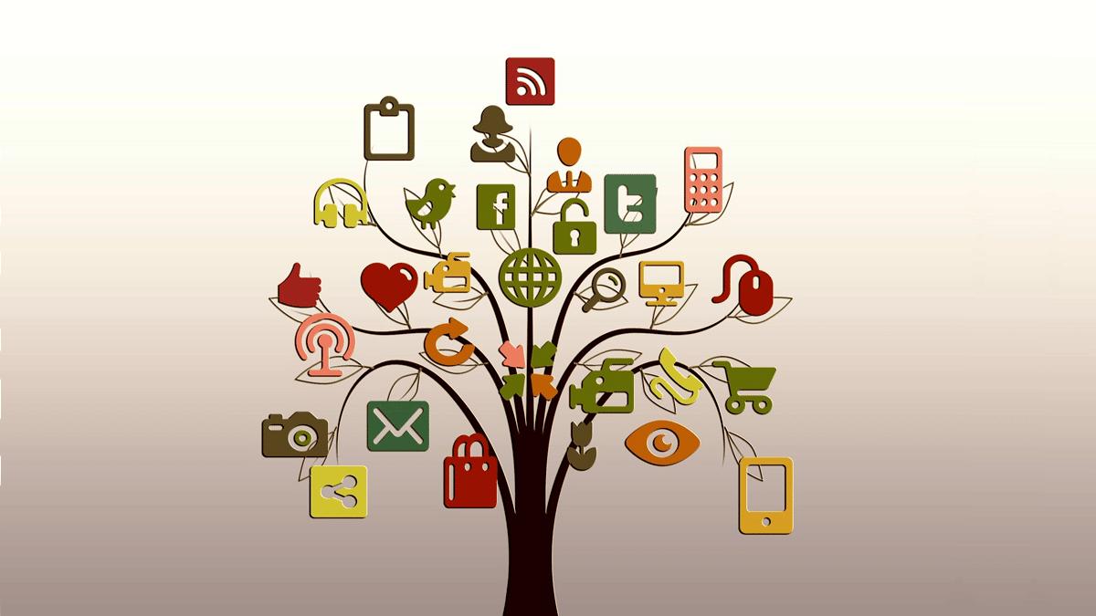 Elegir redes sociales