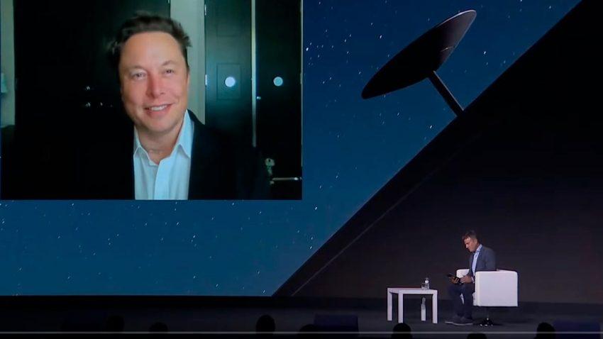 Elon Musk tiende la mano a las telecos con Starlink y explica los próximos objetivos del proyecto