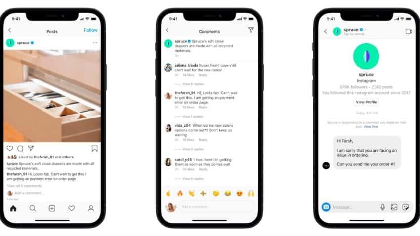 Los mensajes de Instagram se podrán gestionar directamente desde Hootsuite