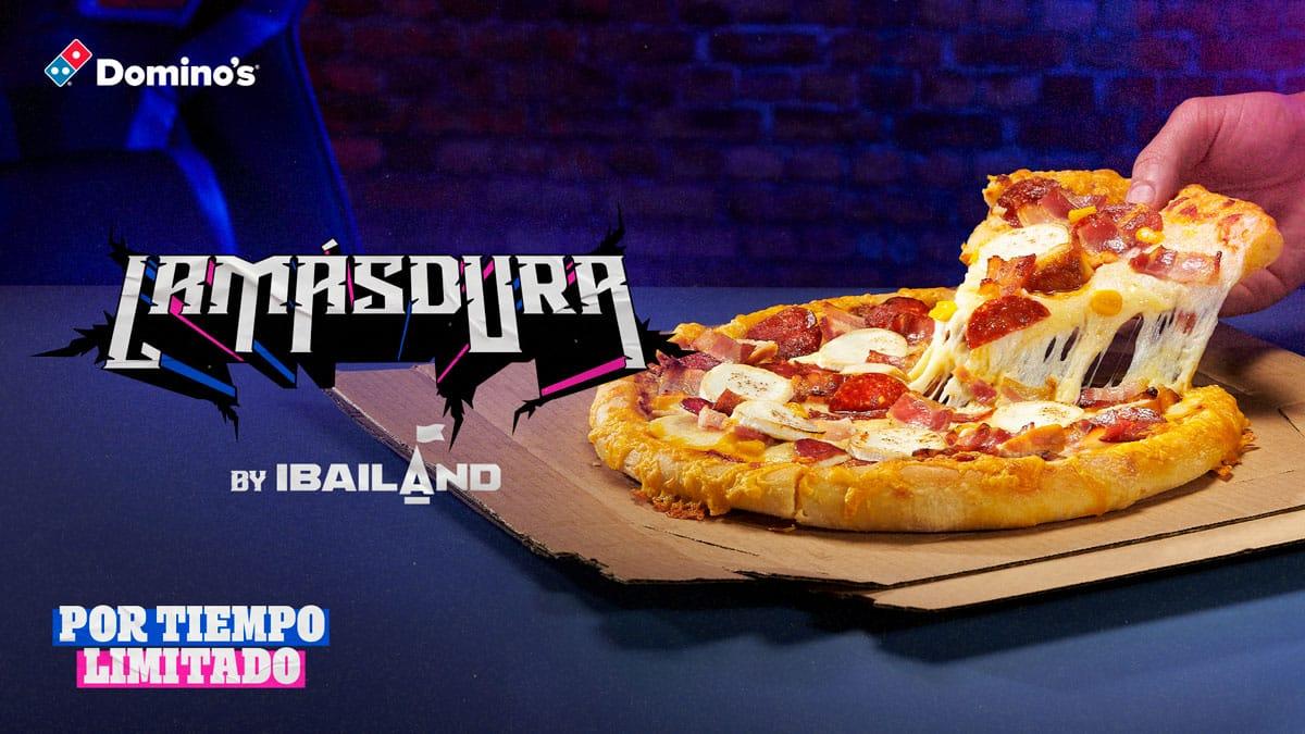 Ibailand La más dura Domino's Pizza