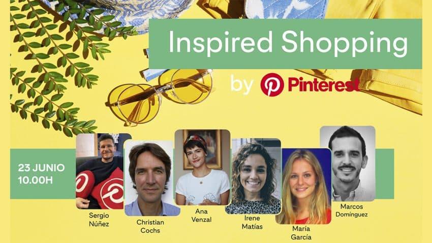 Pinterest nos inspira sobre cómo serán las compras del futuro en Inspired Shopping