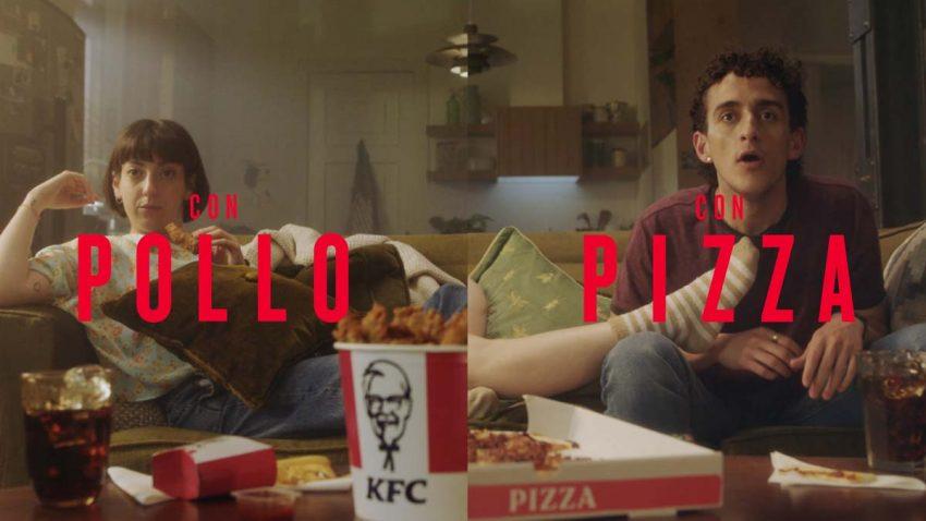 KFC se embarca en una lucha contra la pizza por el liderazgo del