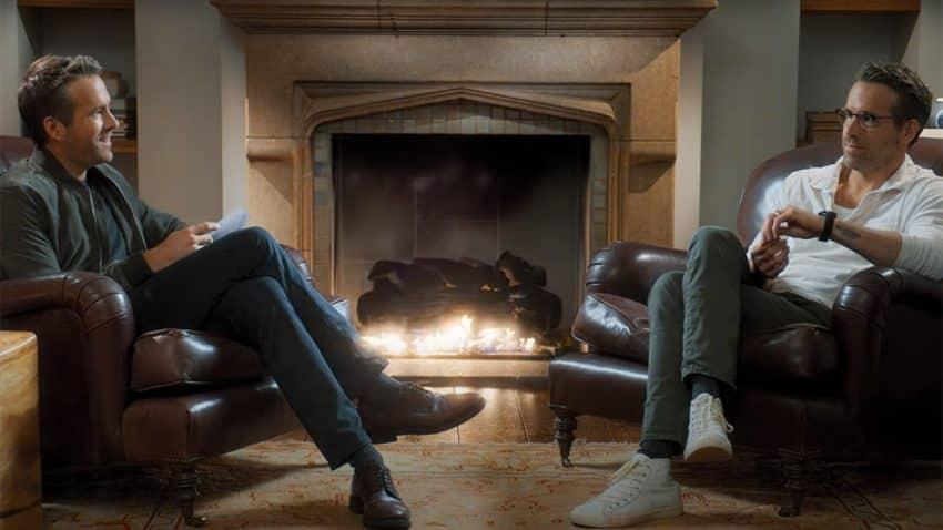 Ryan Reynolds y su hermano