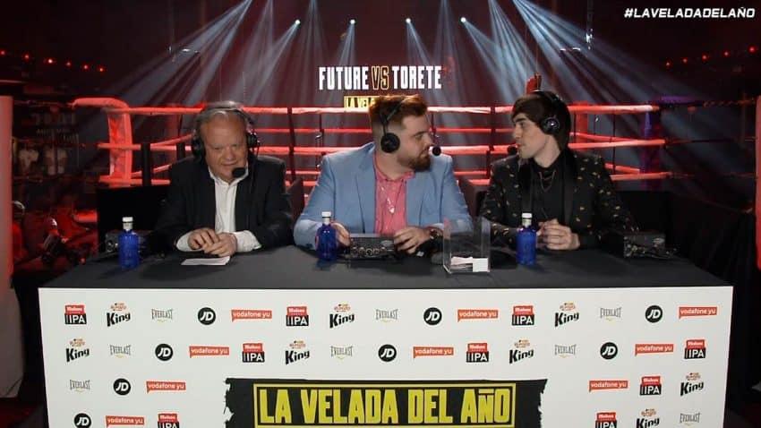 MKTG España salta al ring con la gestión del patrocinio de JD Sports a 'La velada del año' de Ibai Llanos