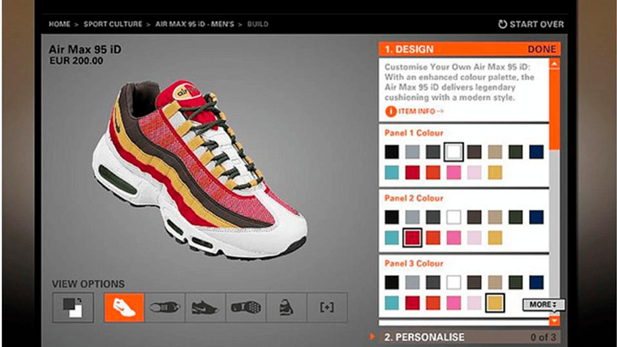 Nike personalizadas