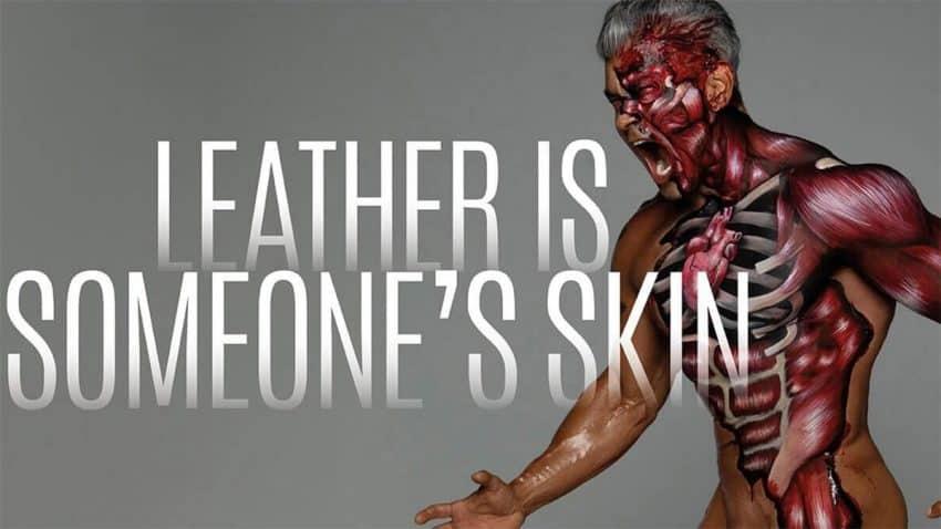 Este impactante anuncio de PETA quiere que te pongas (literalmente) en la piel de los animales