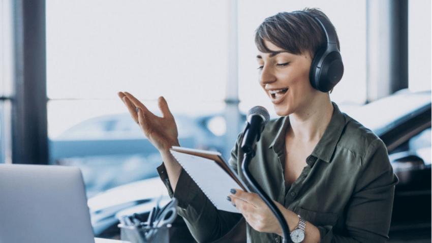 ¿Funciona la publicidad en el formato podcast?
