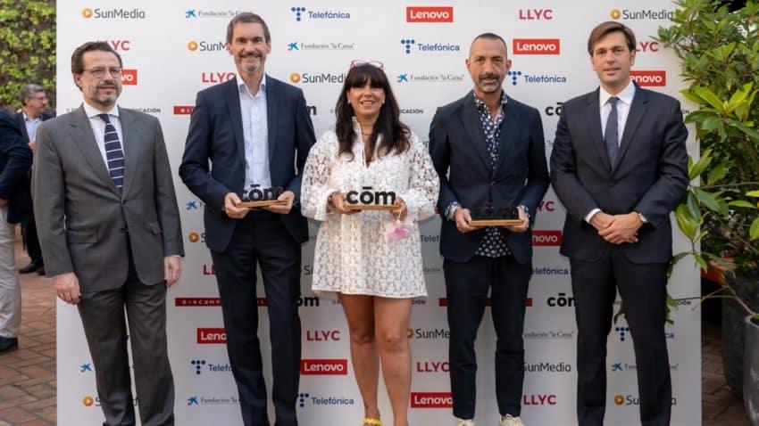 Los premios de la comunicación celebran su gala para reconocer a la industria, marcada por la pandemia